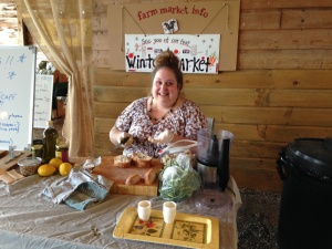 Guest Chef Laura Griffin
